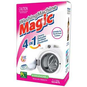 Magic Washing Machine Powder