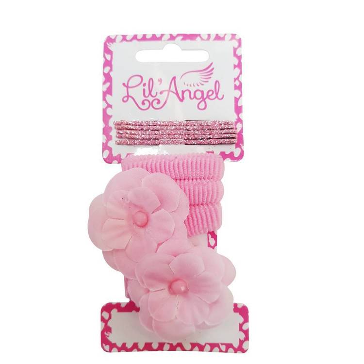 Party Additions Lil Angel Hair Accessory Set