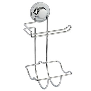 Naleon Ultimate Combo Toilet Roll Holder