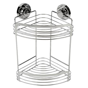 Naleon Ultimate 2 Tier Corner Basket