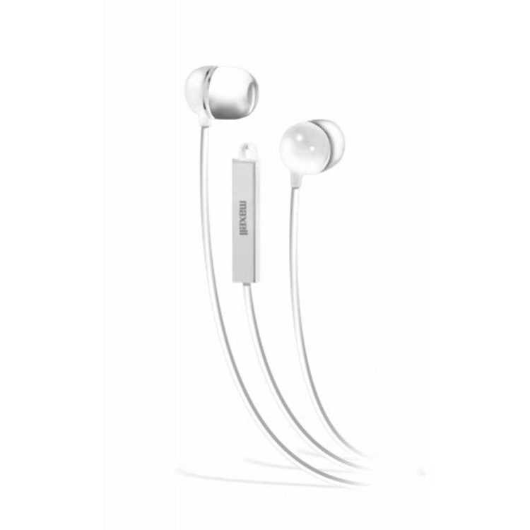 Maxell In-Ear Earphones With Mic