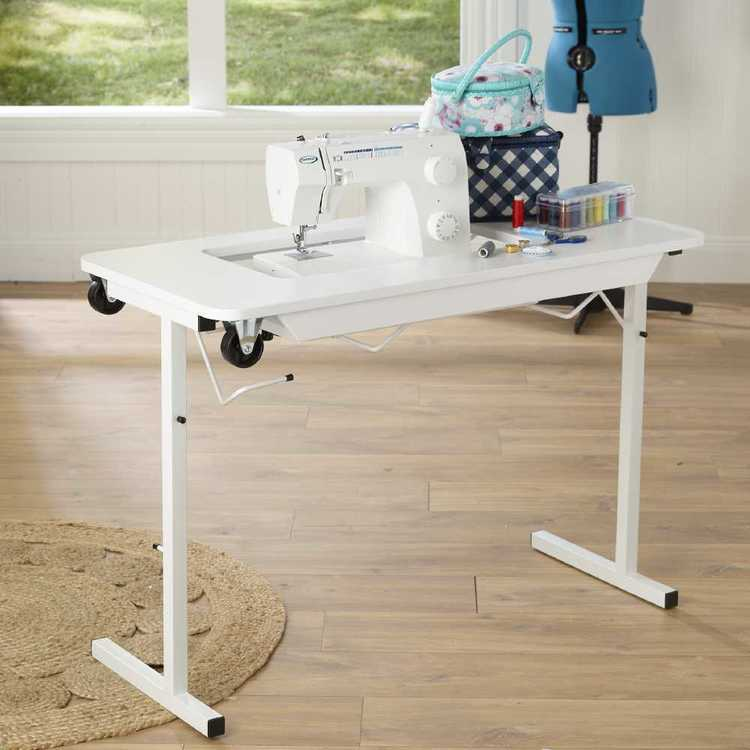 Semco Compact Sewing Machine Table - Sewing Essentials At ...