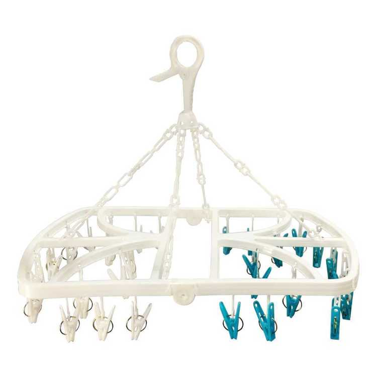 L.T. Williams Peg Clothes Airer