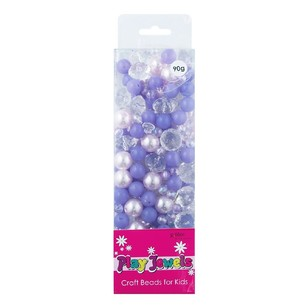 Ribtex Play Jewels Pearl & Crystal Beads