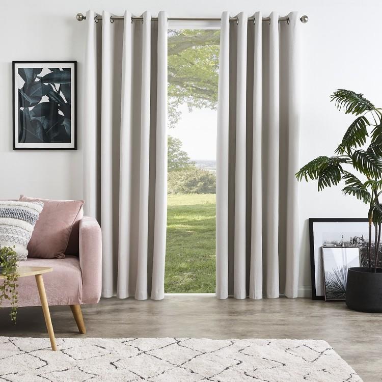Gummerson Caine Eyelet Curtain