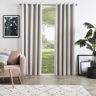 Gummerson Caine Eyelet Curtain – Everyday Bargain