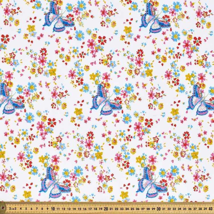 Mix N Match TC Butterfly Fabric