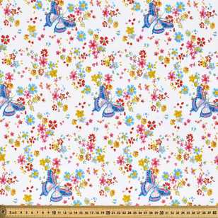 Mix N Match TC Butterfly Fabric