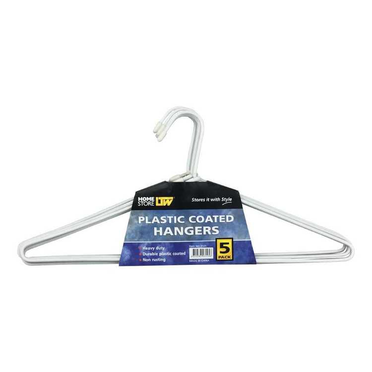 L.T. Williams Wire Hangers 5 Pack