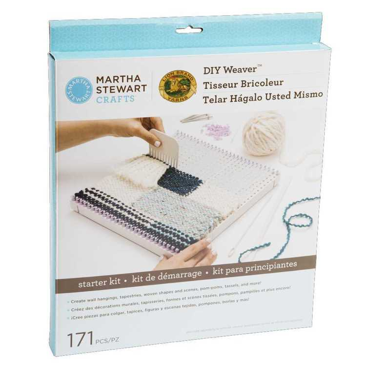 Martha Stewart DIY Weaver Starter Kit