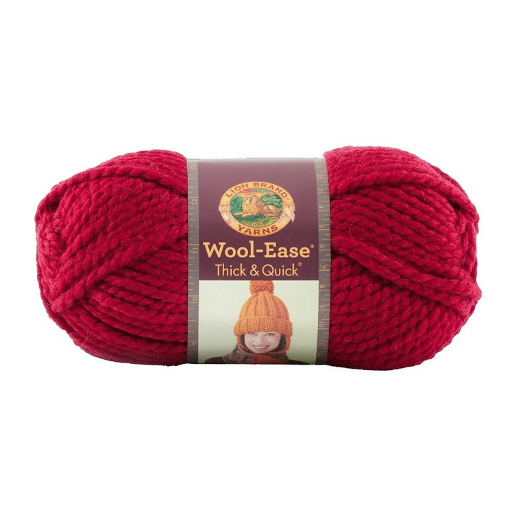 Lion Brand Wool Ease Thick & Quick 170 g Yarn