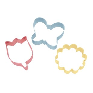 Wilton Flower Cookie Cutter Set
