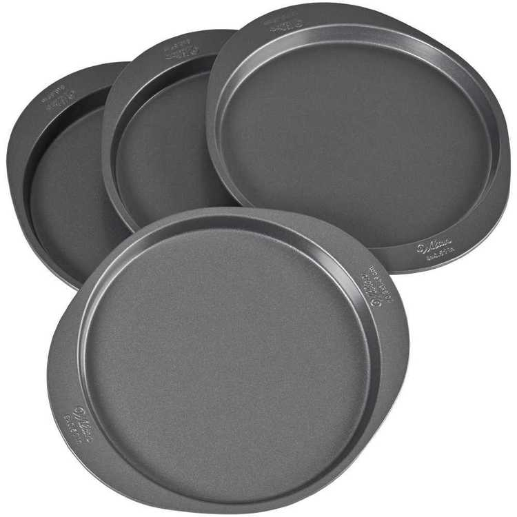 Wilton Easy Layers Round Pan Set