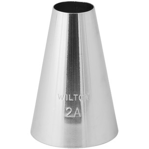 Wilton 2A Large Round Decorating Tip