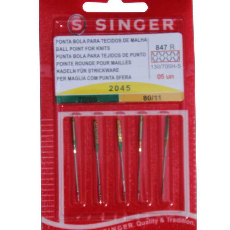 Singer Knit Needles 5 Pack