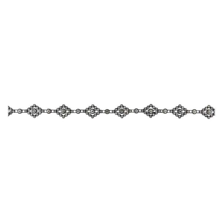 Simplicity Diamond Rhinestone Chain