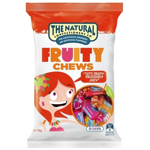The Natural Confectionery Co. Fruity Mix Chews