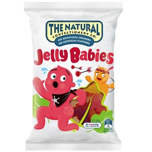 The Natural Confectionery Co. Jelly Babies