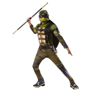 Teenage Mutant Ninja Turtles Donatello Deluxe Costume