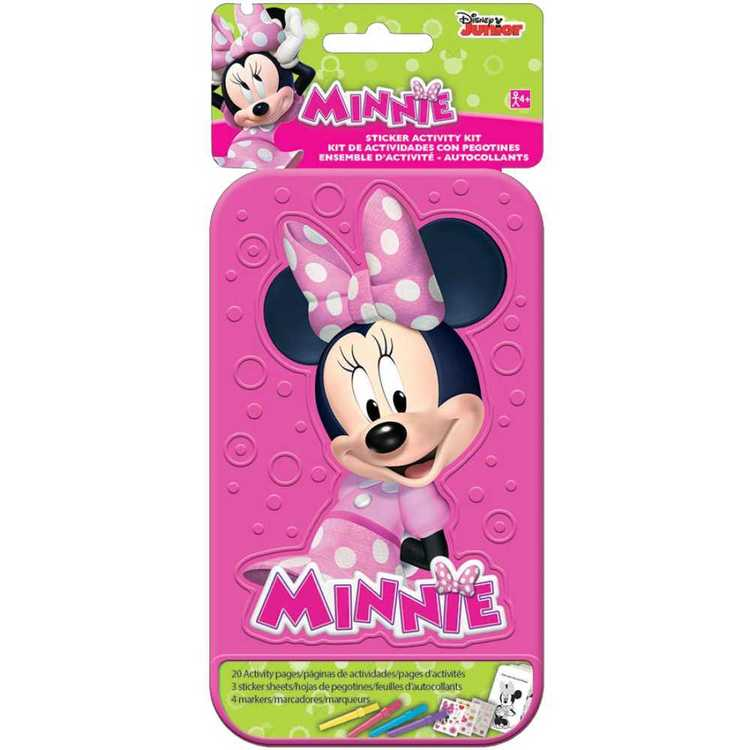 Disney Minnie Mouse Sticker Activity Kit