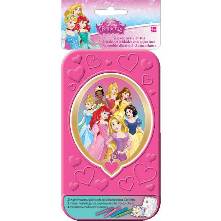 Disney Princess Sticker Activity Kit