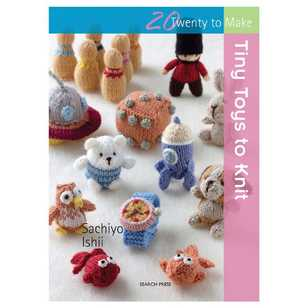 Twenty to Make: Tiny Toys to Knit Book