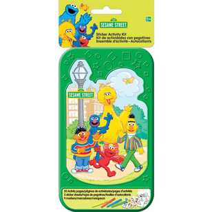 Sesame Street Sticker Activity Kit