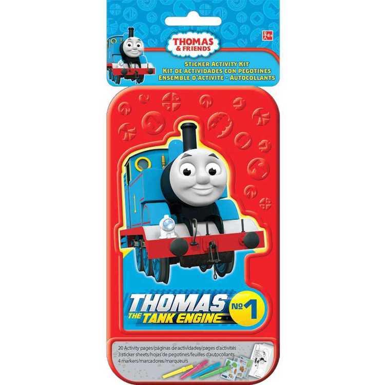 Thomas & Friends Sticker Activity Kit