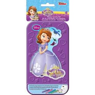 Disney Sofia The First Sticker Activity Kit