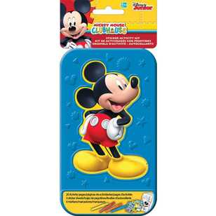 Disney Mickey Mouse Sticker Activity Kit