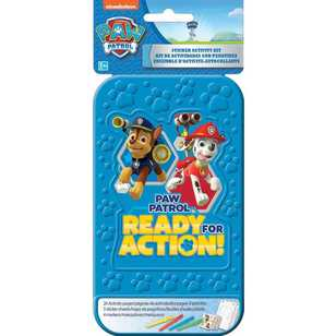 Paw Patrol Nickelodeon Sticker Activity Kit