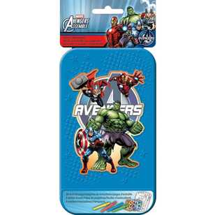 Avengers Marvel Avengers Sticker Activity Kit