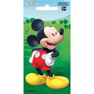 Disney Mickey Mouse Jumbo Stickers
