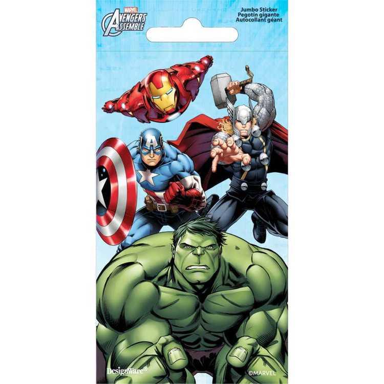 Avengers Marvel Avengers Jumbo Stickers