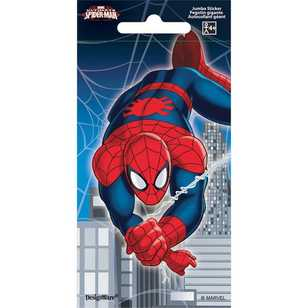 Spider-Man Spider-Man Jumbo Stickers