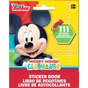 Disney Mickey Mouse Sticker Booklet
