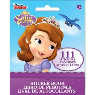 Disney Sofia The First Sticker Booklet