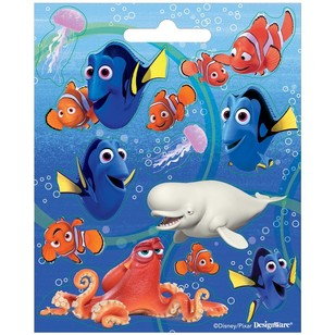 Finding Dory Disney Sticker Booklet
