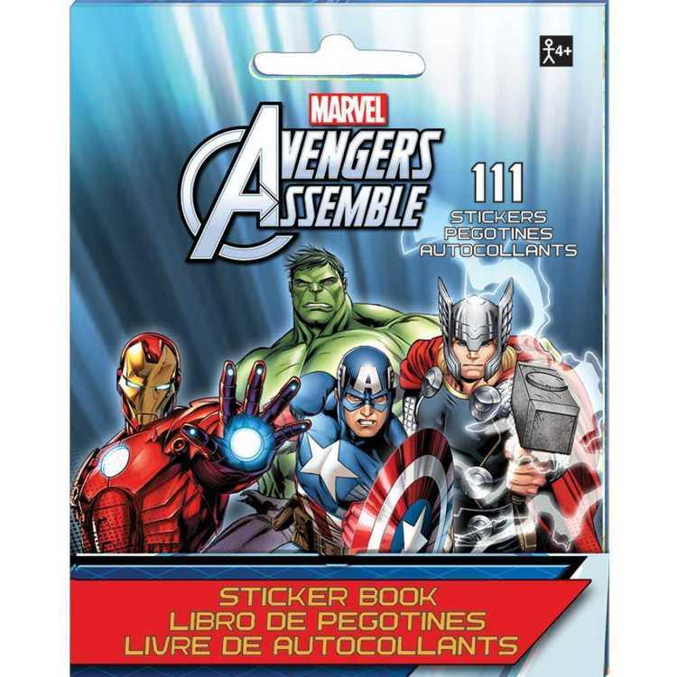 Avengers Marvel Avengers Sticker Booklet