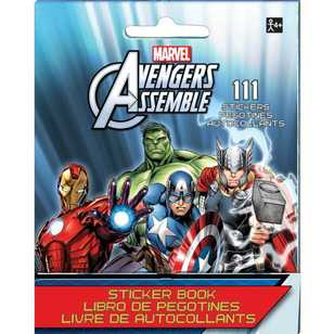 Avengers Marvel Avengers Sticker Booklet