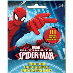 Spider-Man Spider-Man Sticker Booklet