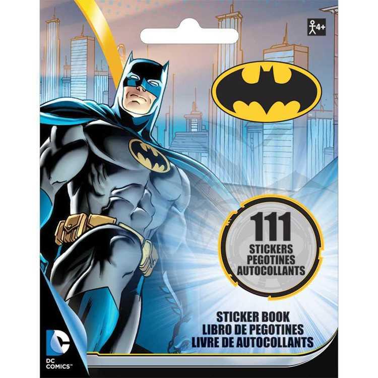 Batman Sticker Booklet