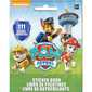 Paw Patrol Nickelodeon Sticker Booklet Multicoloured