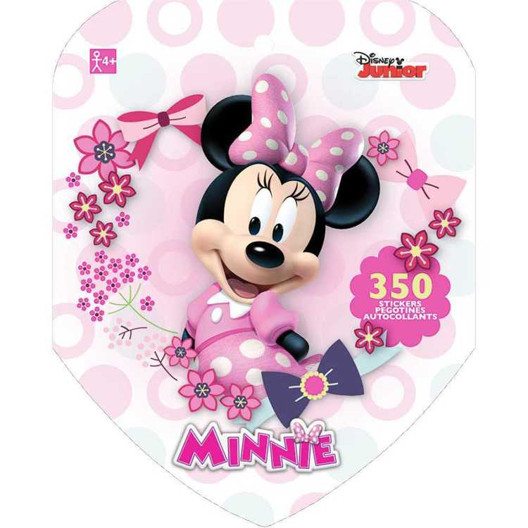 Disney Minnie Mouse Sticker Book