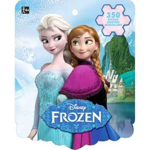 Disney Frozen Sticker Book