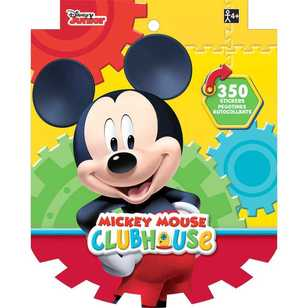Disney Mickey Mouse Sticker Book