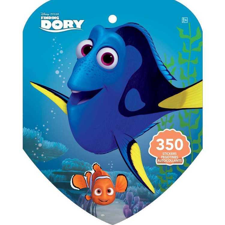Finding Dory Disney Sticker Book