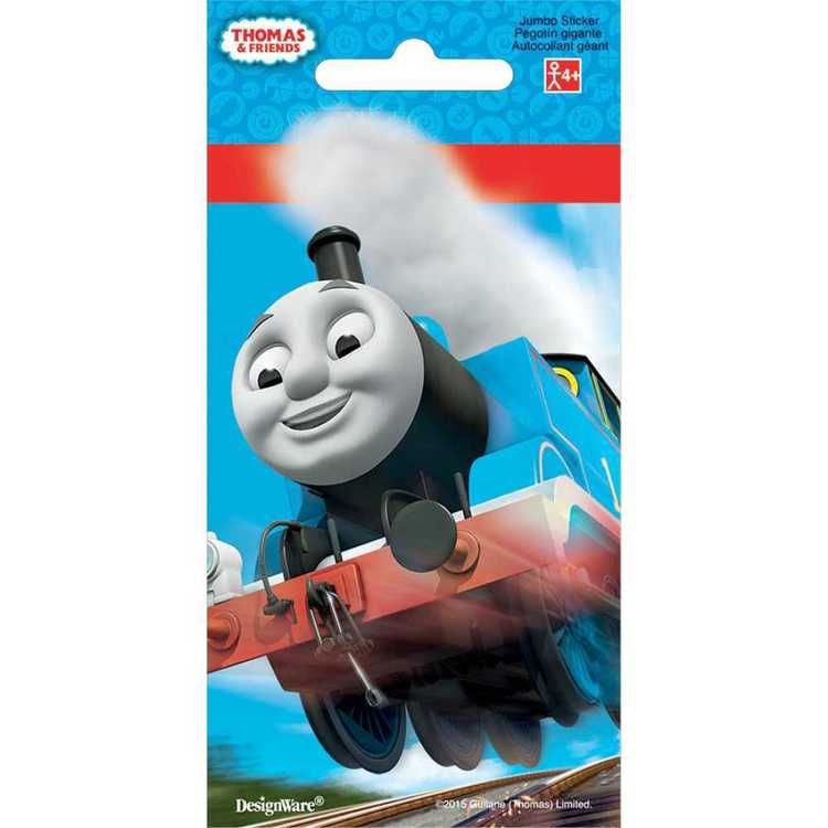 Thomas & Friends Jumbo Stickers
