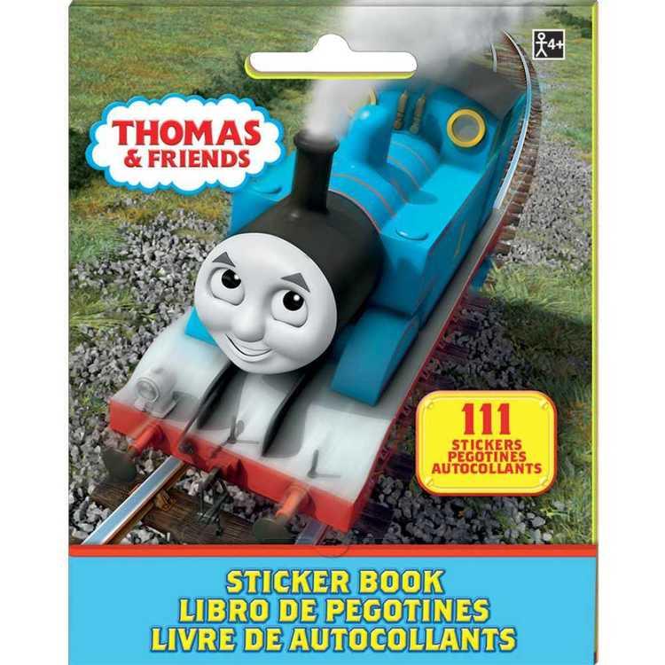 Thomas & Friends Sticker Booklet
