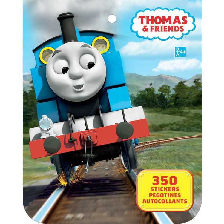 Thomas & Friends Sticker Book